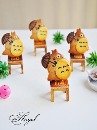 龙猫饼干#长帝烘焙节#的做法