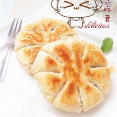 山西豆沙油酥饼