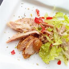 #感恩节#奥尔良风味烤鸡腿
