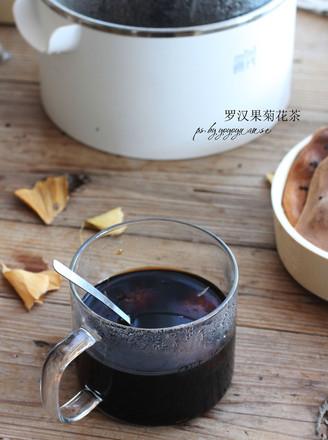 罗汉果菊花茶的做法