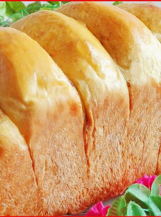 南瓜豆沙吐司的做法