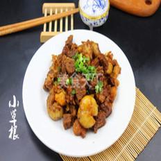 土豆传奇—牛肉烧土豆
