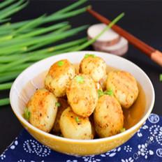 土豆传奇——香煎小土豆