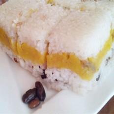 薯立方——红薯发糕