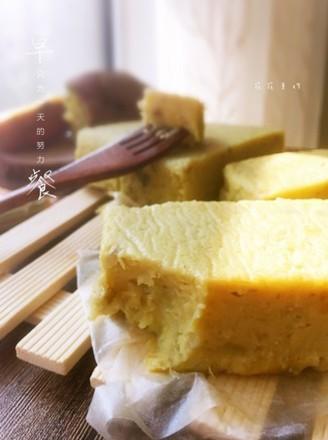薯立方-红薯发糕的做法