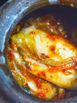 小呆独家秘制韩国泡菜的做法