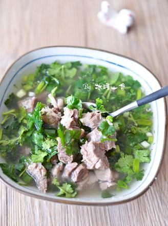 #苏泊尔#自制美味羊汤的做法