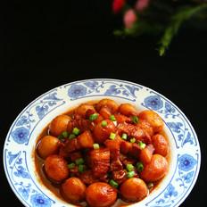 小土豆炖肉