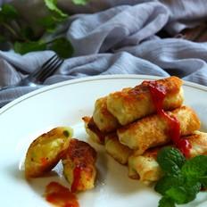 土豆沙拉卷