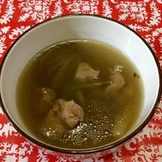 石斛排骨汤