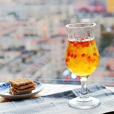 桃胶石榴汁【水果盛宴 一场大自然的馈赠】