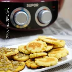 瓜子仁玛格丽特饼干#苏泊尔第三季晋级赛#