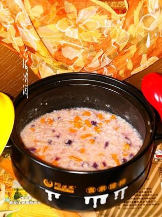 四季必喝的南瓜粥的做法
