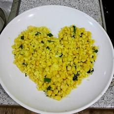 爱心玉米粒