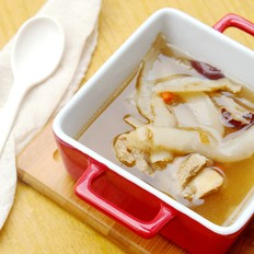 玉竹筒骨汤的做法[图]