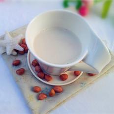 花生玉米豆浆