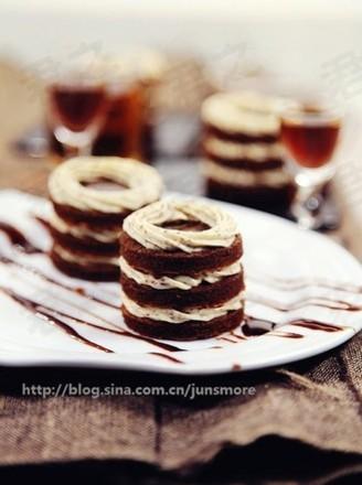 醇香摩卡蛋糕