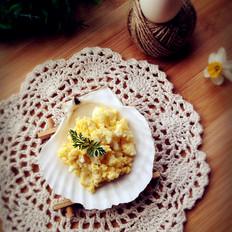 乡土美食:鸡蛋蒜