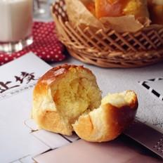 椰香小面包