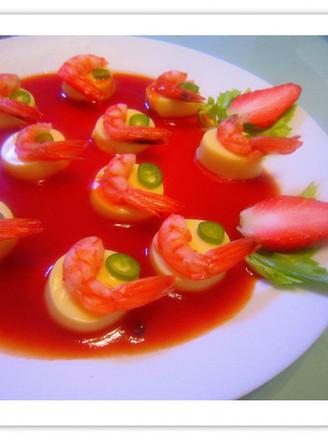 虾仁豆腐的做法_家常虾仁豆腐的做法【图】虾