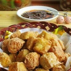 香煎臭豆腐的做法[图]