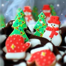 圣诞系列糖霜饼干