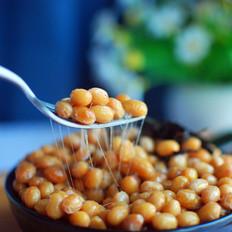 清脂纳豆,玩着吃