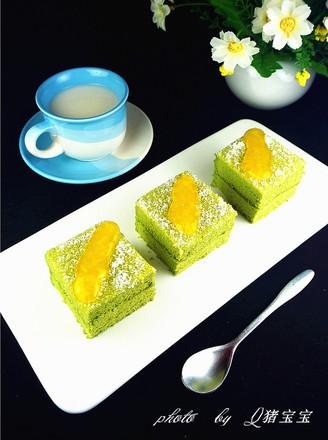 绿森林蛋糕