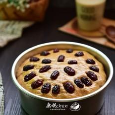红枣豆浆发糕