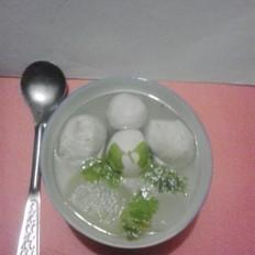 冬瓜双丸汤
