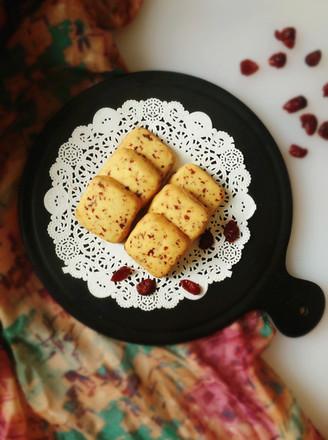 蔓越莓饼干#长帝烘焙节#的做法