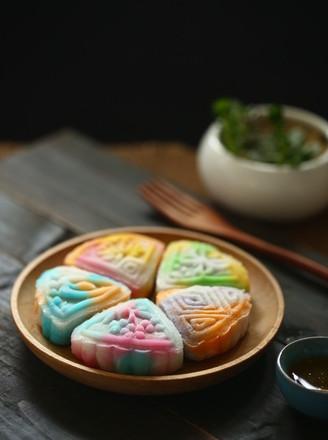 梦幻冰皮月饼