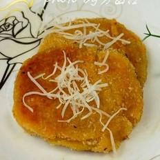 椰香柿子饼的做法[图]