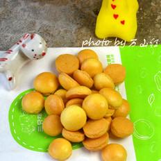 纯蛋黄饼干 #1岁幼儿食谱#