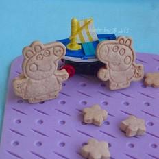 粉红小猪佩琪饼干