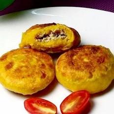 核桃柿子饼的做法[图]