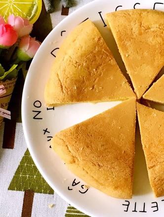 电饭锅版小米蛋糕的做法