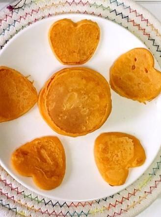胡萝卜小饼的做法