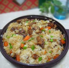 排骨糯米焖饭