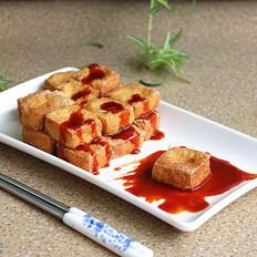 上海油炸臭豆腐