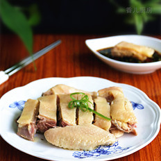 上海白斩鸡怎么烧