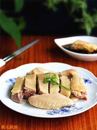 上海白斩鸡的做法