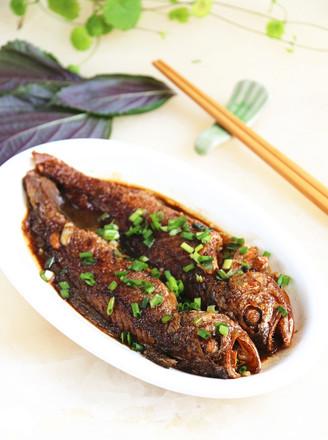 紫苏小黄鱼的做法