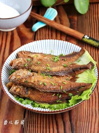 香酥小黄鱼的做法