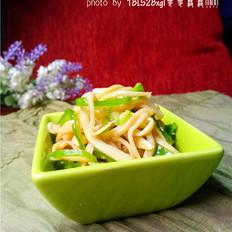 素炒杏鲍菇