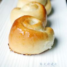 韩式烤馒头