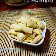 DIY蝴蝶结饼干