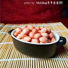 盐烤花生米