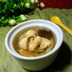 鱼腥草麦冬炖鸡汤