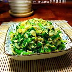 虾皮韭菜的做法[图]